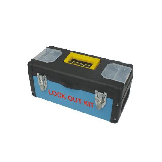 SAFETY LOCKOUT PORTABLE BOX HBD-Z03