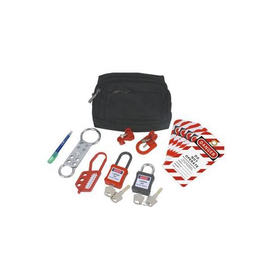 SAFETY LOCKOUT COMBINATION BAG HBD-Z10