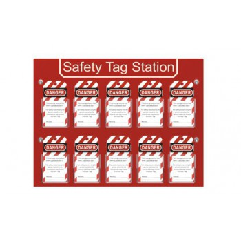 Safety Tag Station HBD-B51