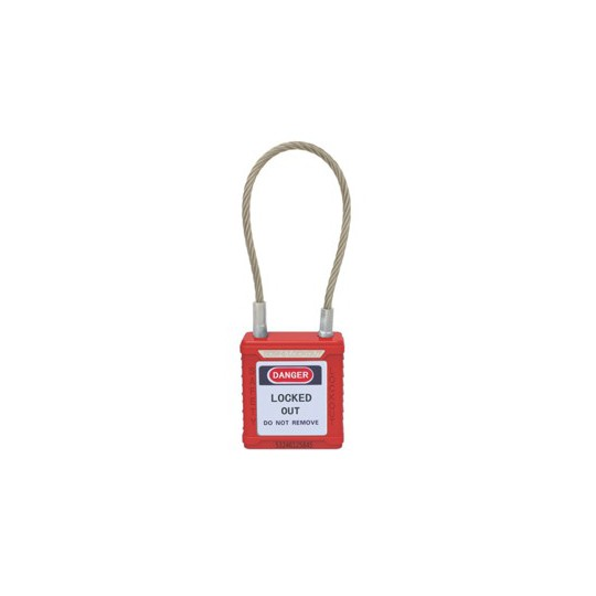 Stainless Steel Shackle, Safety Padlock HBD-G41