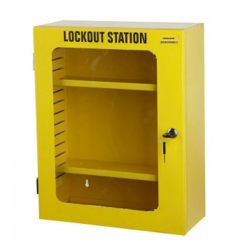 LOTO LOCKOUT LARGE STATION
