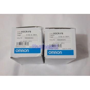 OMRON TIMER H3CR-F8