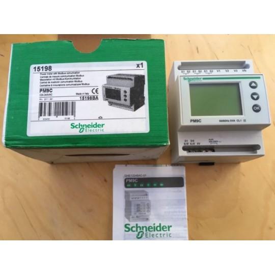PM9C Schneider Energy Analyzer
