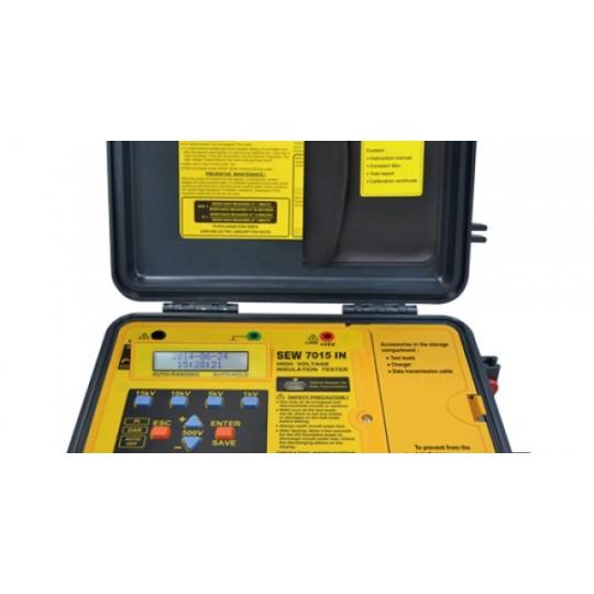 SEW 7015IN Digital 15kV High Voltage Insulation Tester