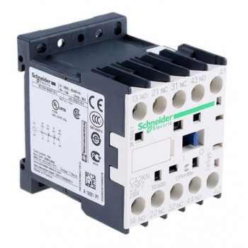 CONTROL RELAYS: 415, 220,...