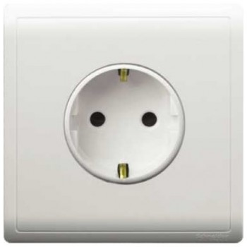Schuko Socket/Plug Clipsal