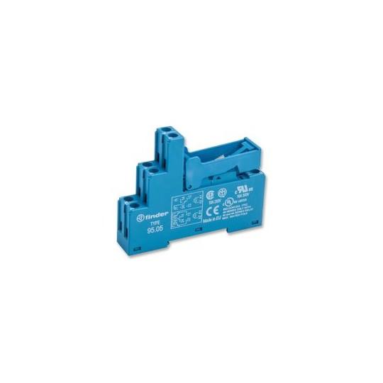 Type: 95.05 FINDER Screw Terminal Base