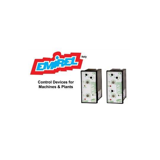 Emirel E479 Under & Over Voltage Relay