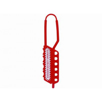 NYLON LOCKOUT HASP