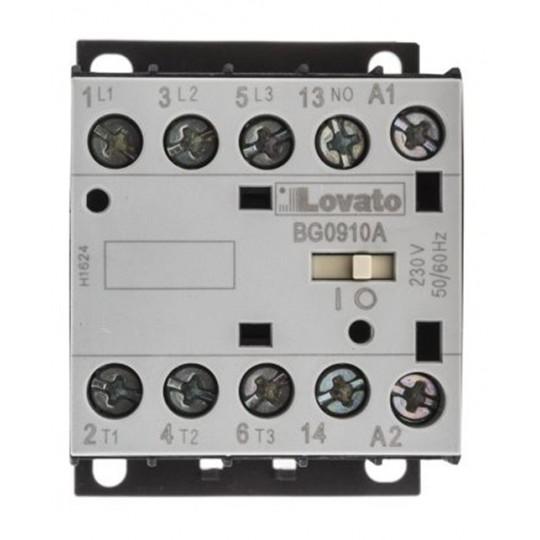Lovato electric BG0910A 3-pole Contactor