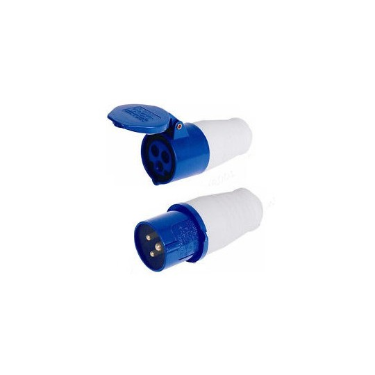 Industrial Male Female Plugs and Sockets