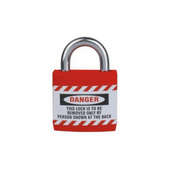 Jacket Safety Padlock HBD-J01